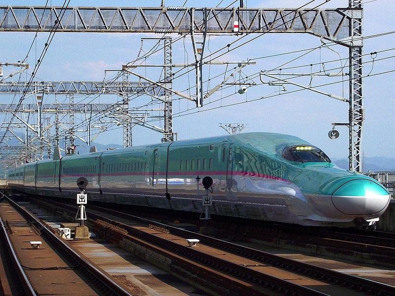 新幹線 jr