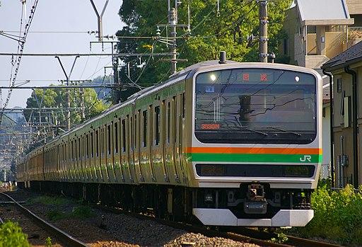 JREast-E231-U8