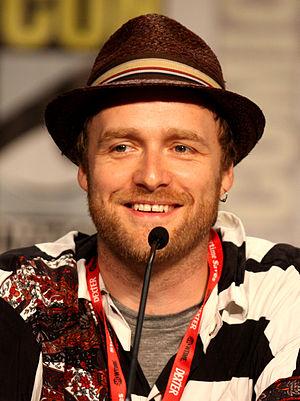 Christopher McCulloch - Christopher McCulloch at the San Diego Comic-Con International in July 2011.