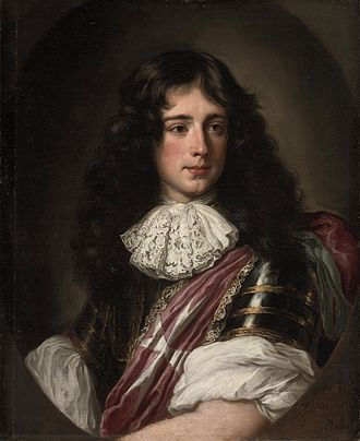 Philippe, Duke of Vendôme - Philippe de Bourbon, painting by Jacob Ferdinand Voet