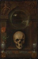 Jacob de Gheyn II: Vanitas Still Life