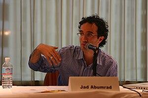 Jad Abumrad - Image: Jad Abumrad