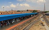 Jaipur 03-2016 31 Jaipur railway station.jpg