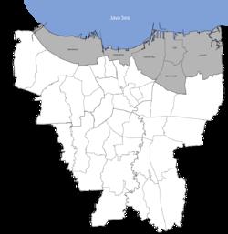 North Jakarta - Wikipedia on