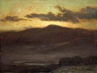 Sunset, Mount McIntyre