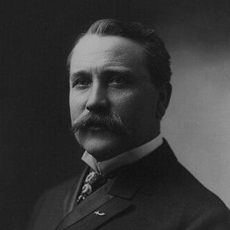 James O. Davidson - Image: James Ole Davidson, 1906 portrait from Bain Collection retouched
