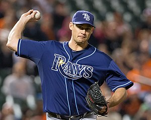 Jamey Wright - Wright with the Tampa Bay Rays