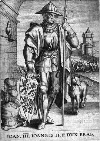 John III, Duke of Brabant - Image: Jan 3Brabant