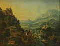 Jan Griffier. Landscape with river.jpg