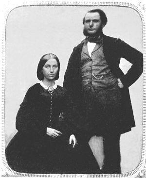 Gibbs Museum of Pioneer and Dakotah Life - Jane and Heman Gibbs