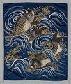 Japan, late 19th-early 20th century - Embroidered Fukusa - 1916.1324 - Cleveland Museum of Art.tif