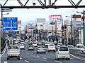 Japan National Route 10 Betsudai Enter.JPG