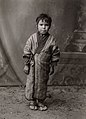 Japanese Ainu child from the Department of Anthropology at the 1904 World's Fair.jpg