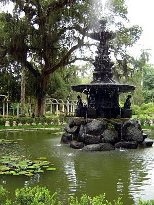 Rio de Janeiro Botanical Garden - Image: Jardim botanico rio