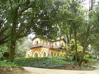 Elise, Countess of Edla - Chalet of the Countess of Edla in Sintra