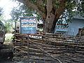 Jatayu mandapam at Yetapaka.JPG