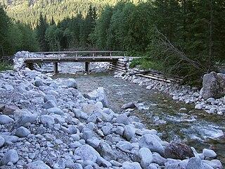 Tečúca voda - potok