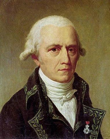 Retrato de Jean-Baptiste Lamarck