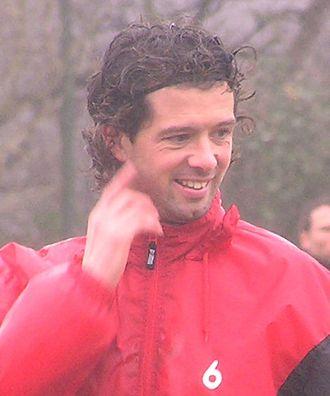 Jean-Paul de Jong - De Jong in training with FC Utrecht