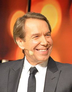 Jeff Koons American sculptor and painter