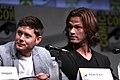 Jensen Ackles & Jared Padalecki (7606260590).jpg