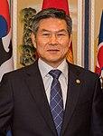 Jeong Kyeong-doo 정경두 (US Navy phto 181012-N-TB148-0019 JEJU ISLAND, Republic of Korea).jpg