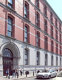 Jervis Street Hospital Hospital in Dublin, Ireland
