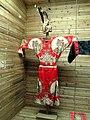 Jingpo naoshuan wizard costume - Yunnan Nationalities Museum - DSC04188.JPG