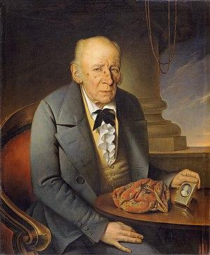 Portrait of the Artist's Father - Image: Jožef Tominc Podoba očeta