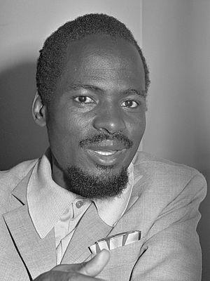 FRELIMO - Joaquim Chissano (1972)