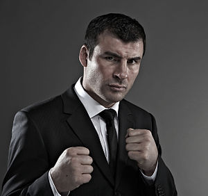 Joe Calzaghe, July 2007