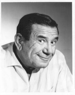 Joe E. Ross American comic actor