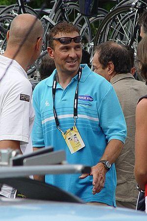 Johan Museeuw - Museeuw in 2006
