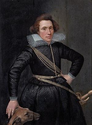 Johan van Wassenaer van Duvenvoirde (1576-1645), by Evert van der Maes