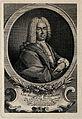 Johann Heinrich Burckhard. Line engraving by G. F. Schmidt a Wellcome V0000908.jpg