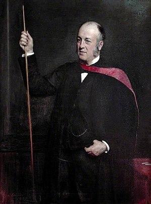 William Mitchell Banks - Sir William Mitchell Banks