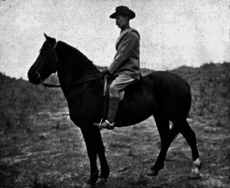 John Ball (golfer) - Image: John Ball (golfer) during the Second Boer War, c. 1901