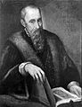 John Caius, 1510-1573. Wellcome L0001744.jpg