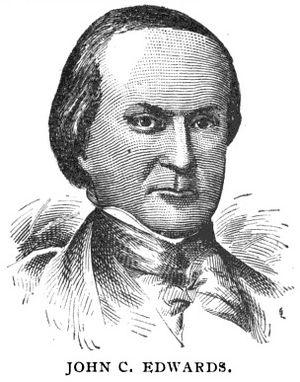 John Cummins Edwards - Image: John Cummins Edwards