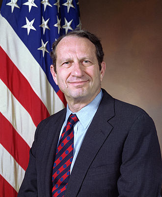 Under Secretary of Defense for Acquisition, Technology and Logistics - Image: John Deutch, Undersecretary of Defense, 1993 official photo
