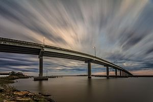 John Gorrie Memorial Bridge - John Gorrie Memorial Bridge