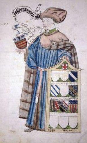 John Norman, Lord Mayor of London (1453) - Image: John Norman, Lord Mayor of London (1453 1454)
