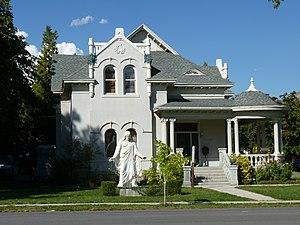 John R. Twelves House - Image: John R. Twelves House