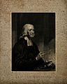 John Wesley. Stipple engraving by W. T. Fry after J. Renton. Wellcome V0006244.jpg
