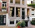 Jonas Daniël Meijerplein 21 - Amsterdam - Rijksmonument 2038 - Detail Ingang.JPG