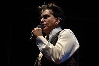 Canción melódica - José Luis Rodríguez in 2012.