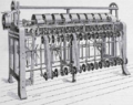 Joseph Stubbs Winding machine with Barrel Creel TM162.png