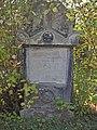 Joseph v. Wohlgemuth-Malburg grave, St. Marx Cemetery, Vienna, 2017.jpg