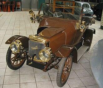 Jowett Cars - Jowett Eight pre-war example