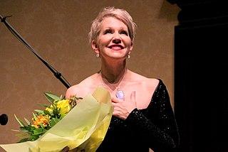 Joyce DiDonato American opera mezzo-soprano